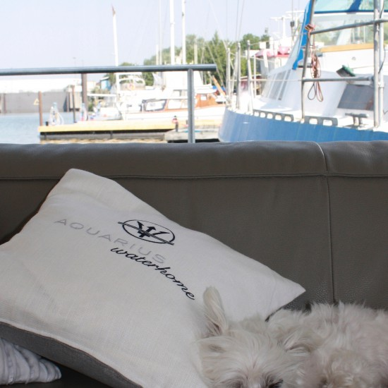 Hausboot Glücksbringer